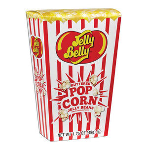 Jelly Belly Popcorn Box Confection - Nibblers Popcorn Company