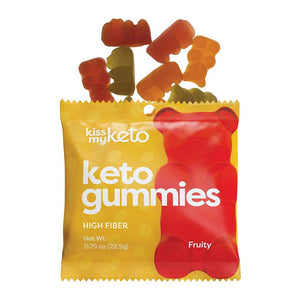 Keto Gummies Confection - Nibblers Popcorn Company