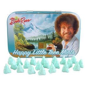 Bob Ross Happy Tree Mints Confection - Nibblers Popcorn Company