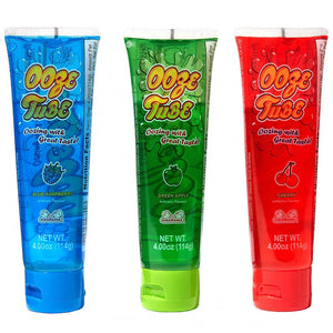 Kidsmania Ooze Tube Confection - Nibblers Popcorn Company