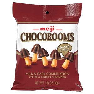Chocorooms Confection - Nibblers Popcorn Company