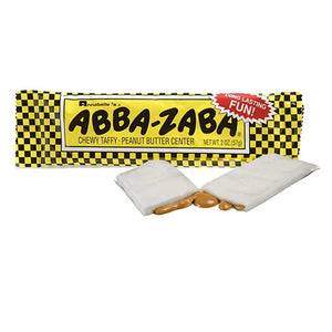 Abba-Zaba Bar Confection - Nibblers Popcorn Company
