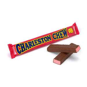 Charleston Chew - Strawberry Confection - Nibblers Popcorn Company
