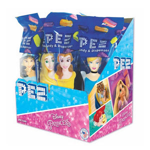 Pez Dispensers - Disney Princesses Confection - Nibblers Popcorn Company
