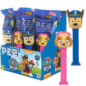 Pez Dispensers - Paw Patrol Confection - Nibblers Popcorn Company