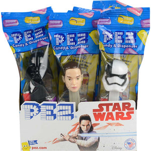 Pez Dispensers - Star Wars Confection - Nibblers Popcorn Company