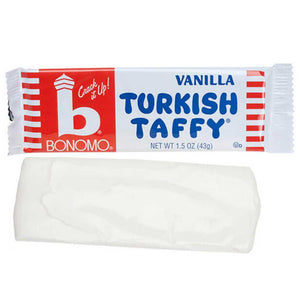 Turkish Taffy - Vanilla Confection - Nibblers Popcorn Company