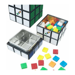 Rubiks Sour Candy Cube Confection - Nibblers Popcorn Company