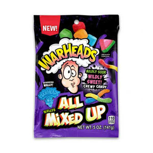 Warheads All Mixed Up Confection - Nibblers Popcorn Company