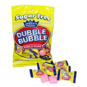 Dubble Bubble Peg Bag Confection - Nibblers Popcorn Company