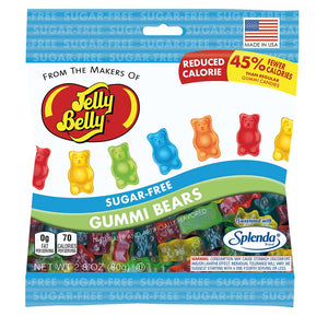 Jelly Belly Gummi Bears Confection - Nibblers Popcorn Company