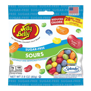 Jelly Belly Sour Jelly Beans Confection - Nibblers Popcorn Company