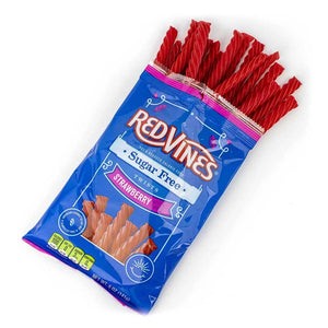 Red Vines Strawberry Confection - Nibblers Popcorn Company