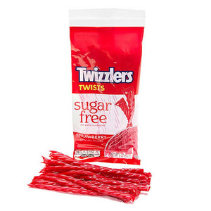 Twizzlers Twists Confection - Nibblers Popcorn Company