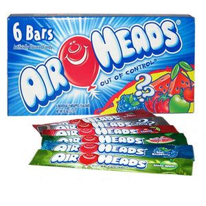 Airheads Theaterbox Confection - Nibblers Popcorn Company