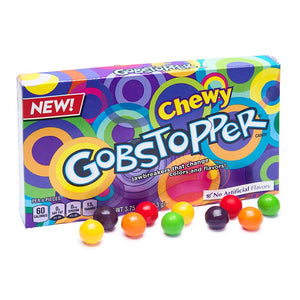 Gobstopper Chewy Theaterbox Confection - Nibblers Popcorn Company