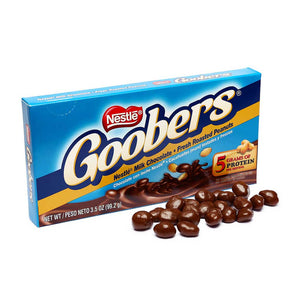 Goobers Theaterbox Confection - Nibblers Popcorn Company