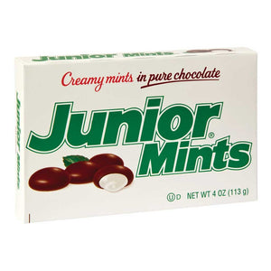 Junior Mints Theaterbox Confection - Nibblers Popcorn Company