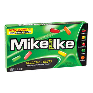 Mike & Ike Original Theaterbox Confection - Nibblers Popcorn Company