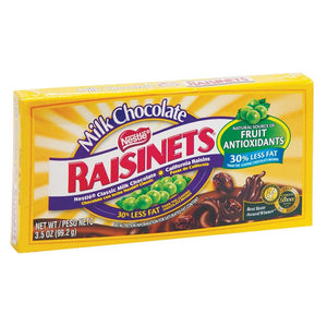 Raisinets Theaterbox Confection - Nibblers Popcorn Company