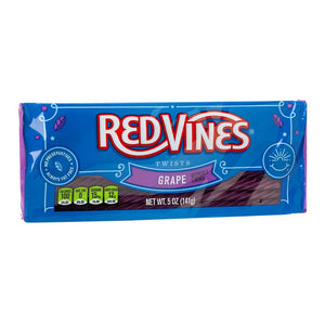 Red Vines Grape Confection - Nibblers Popcorn Company