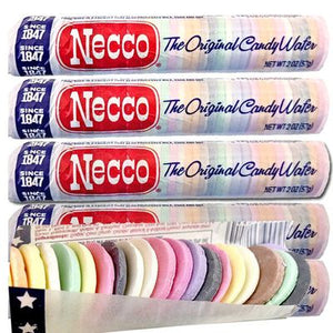 Necco Wafers Assorted Confection - Nibblers Popcorn Company