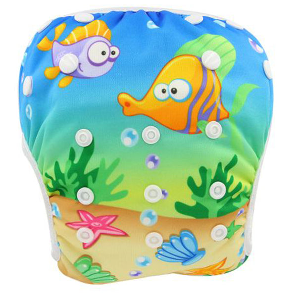 baby-swim-diapers-reusable-waterproof-cloth-pool-pants-adjustable-swim-nappies-fish