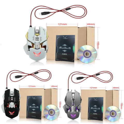 zerodate-usb-wired-competitive-gaming-mouse-with-mechanical-programmable-buttons-package-with-measurements