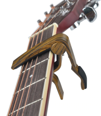slade-6-string-wood-acoustic-guitar-capo-adjustment-clip-dark-brown