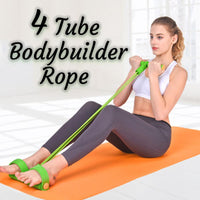 4 Tube Bodybuilder Rope