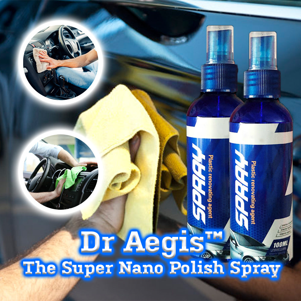 Dr Aegis™ The Super Nano Polish Spray