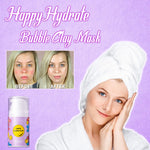 HappyHydrate Bubble Clay Mask