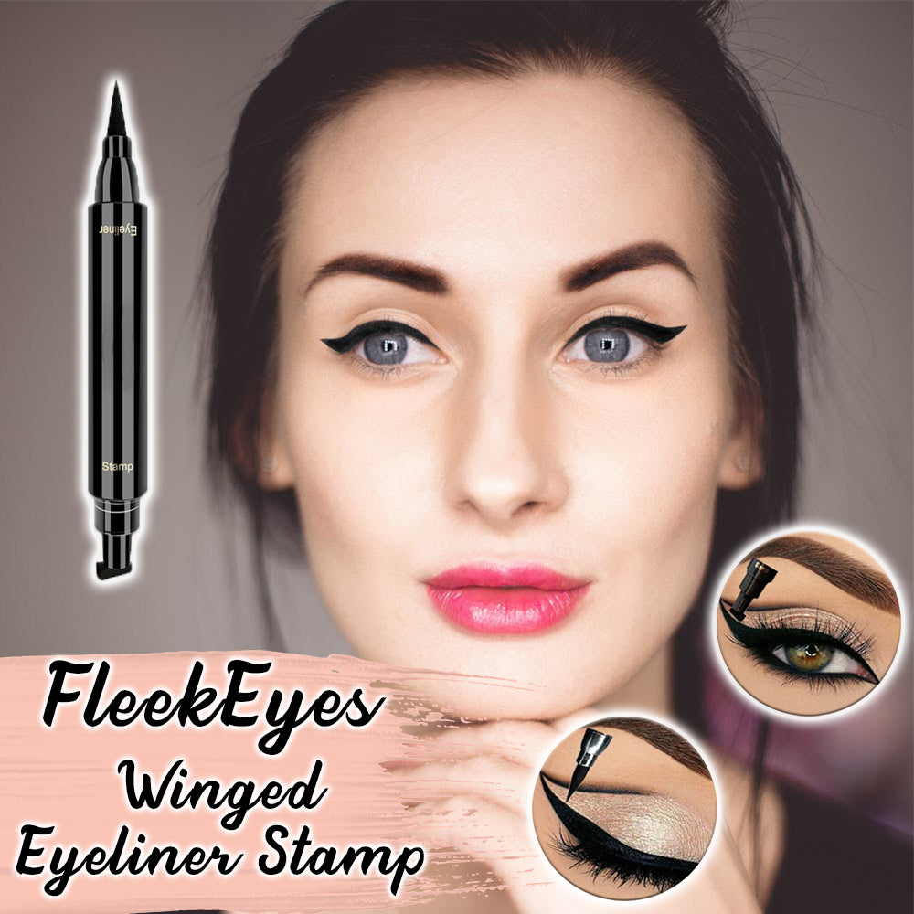 FleekEyes Winged Eyeliner Stamp
