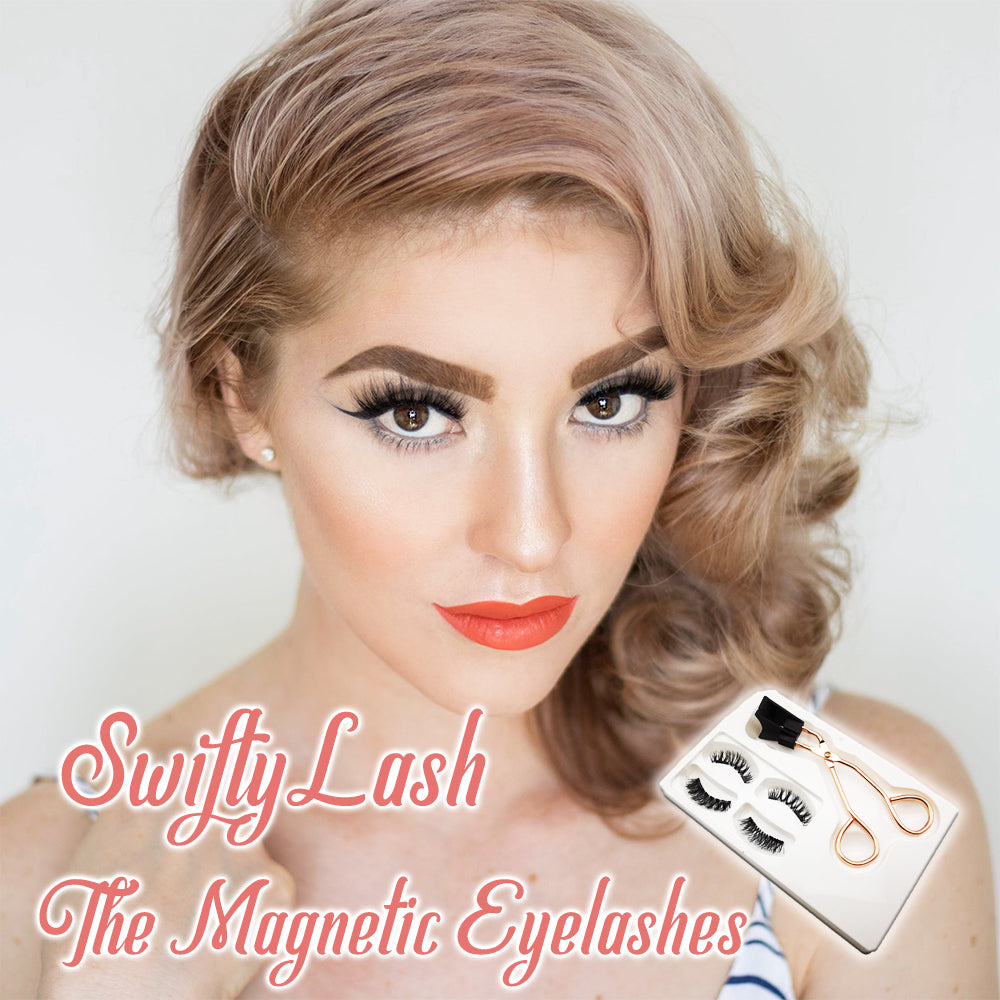 SwiftyLash The Magnetic Eyelashes