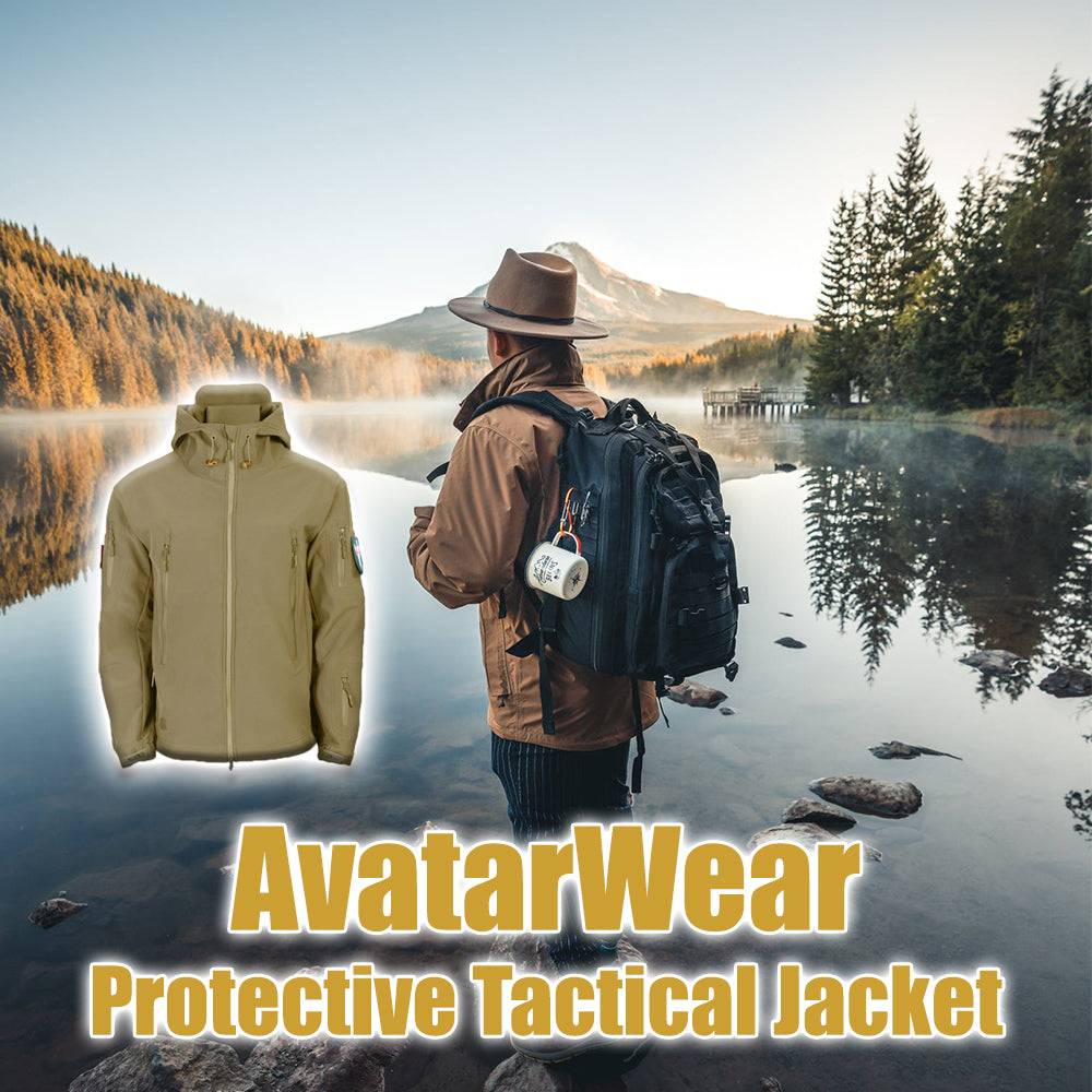 AvatarWear Protective Tactical Jacket