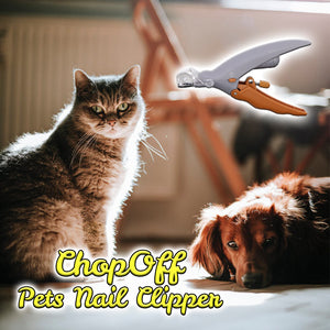 ChopOff Pets Nail Clipper