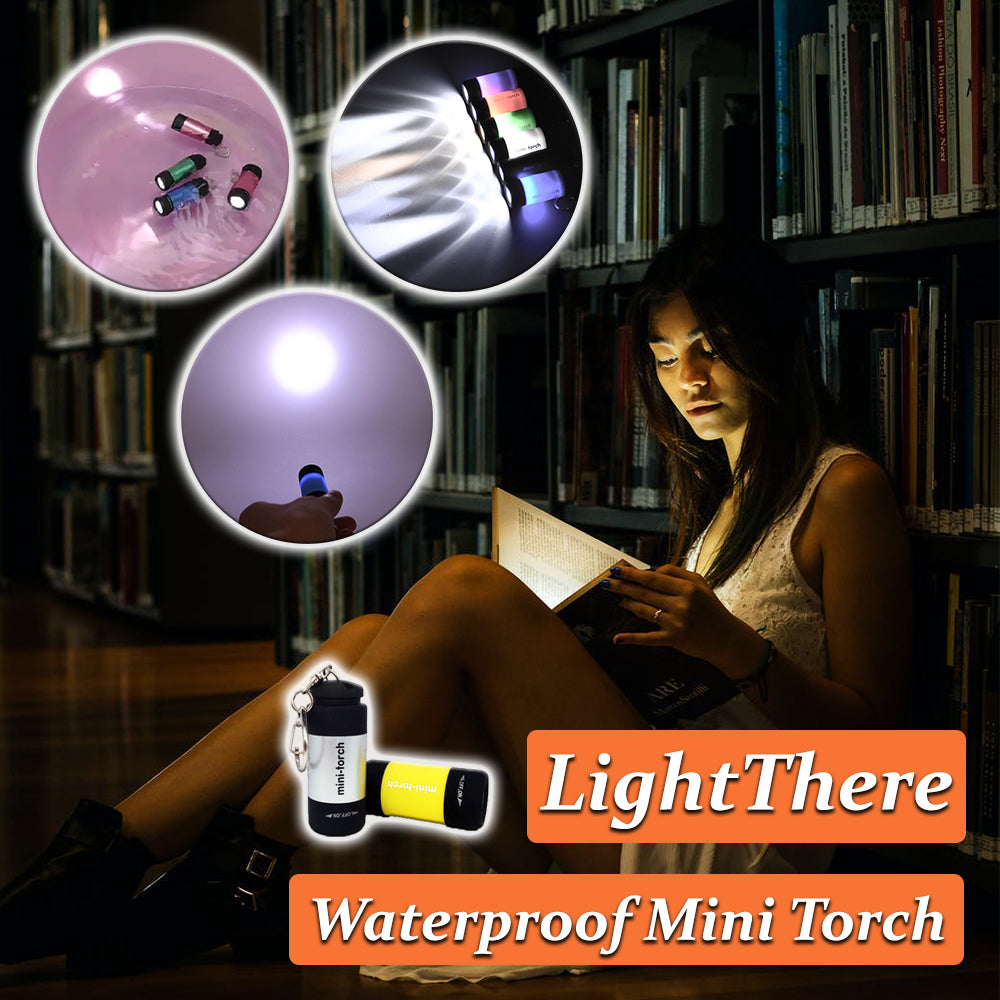 LightThere Waterproof Mini Torch