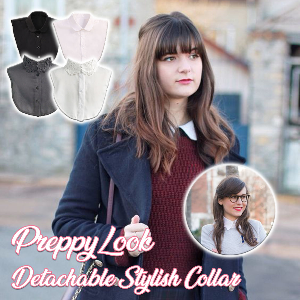 PreppyLook Detachable Stylish Collar