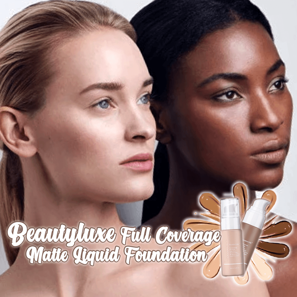 Beautyluxe Full Coverage Matte Liquid Foundation