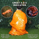 S.O.S Bivvy 2.0 Waterproof Sleeping Bag