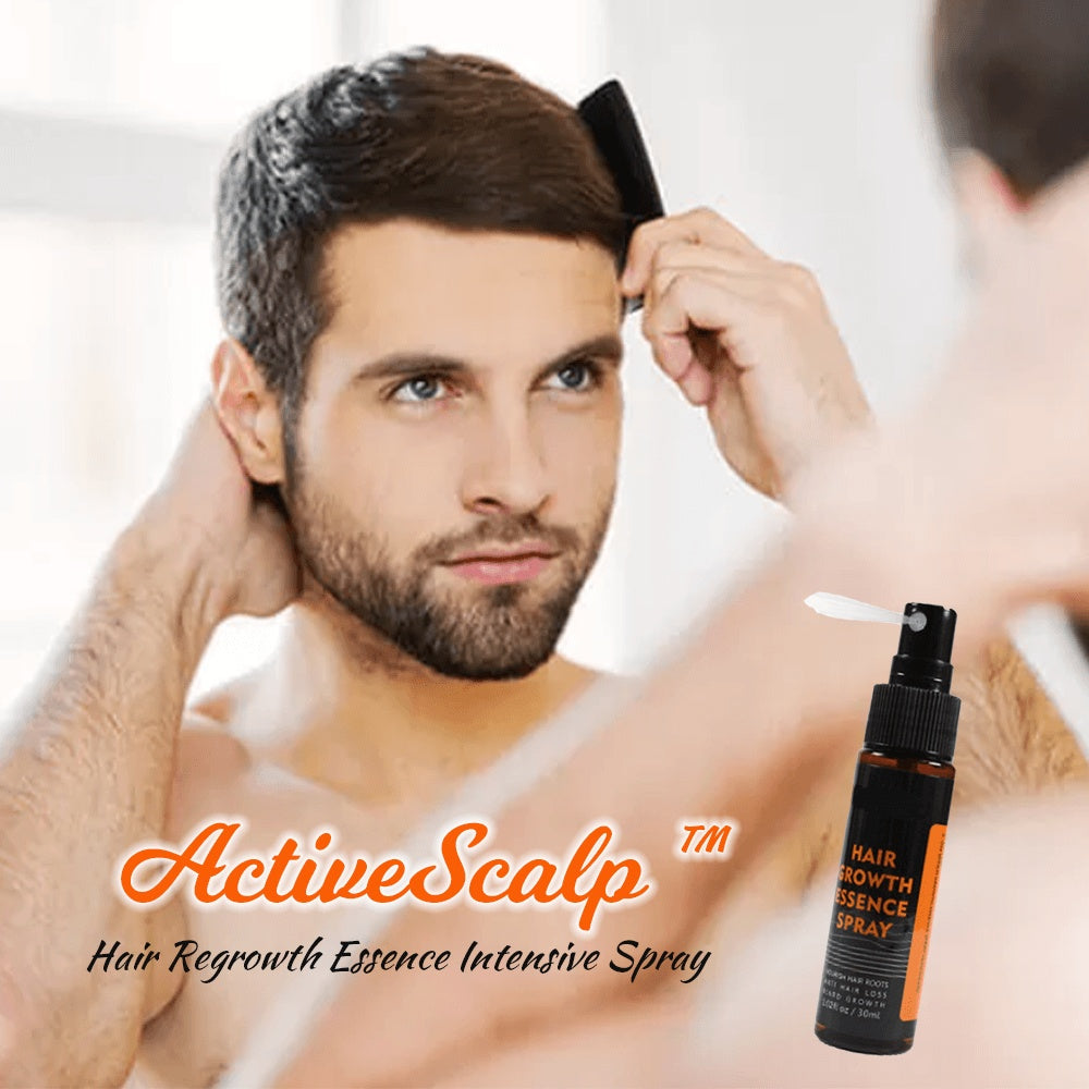 ActiveScalp™ Hair Regrowth Essence Intensive Spray