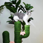 Animals & Pet Supplies > Pet Supplies > Cat Supplies > Cat Toys - Cat Rope Toy Yarn Climbing 12 Colors