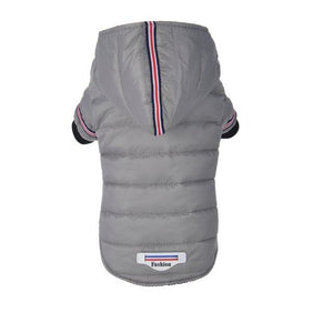 Animals & Pet Supplies > Pet Supplies > Dog Supplies > Dog Apparel - Pet Winter Clothes Warm Jacket Waterproof Small Medium