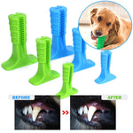 Animals & Pet Supplies > Pet Supplies > Dog Supplies > Dog Toys - Bite-Resistant Toothbrush Toys For Dogs