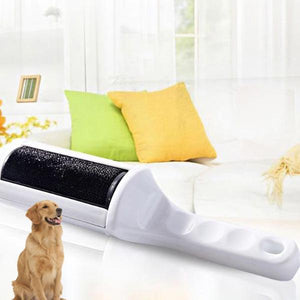 Animals & Pet Supplies > Pet Supplies > Pet Grooming Supplies > Pet Combs & Brushes - Dust Brush Pet Cleaning Comb For Carpet Sofa