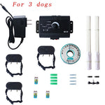 Animals & Pet Supplies > Pet Supplies > Pet Training Aids - Invisible Safety Electric Fence For Dog