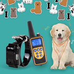 Animals & Pet Supplies > Pet Supplies > Pet Training Aids - Waterproof Dog Training Shock Collar
