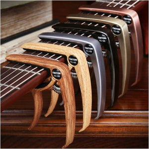 Arts & Entertainment > Hobbies & Creative Arts > Musical Instrument & Orchestra Accessories > String Instrument Accessories > Guitar Accessories > Capos - Guitar Capo With Bridge Pin Remover For Acoustic/Electric Guitar, Ukulele