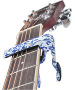 Arts & Entertainment > Hobbies & Creative Arts > Musical Instrument & Orchestra Accessories > String Instrument Accessories > Guitar Accessories > Capos - Wood Guitar Adjustment Clip 6-String Acoustic Guitar Capo