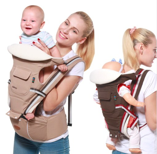 Baby & Toddler > Baby Transport > Baby Carriers - Multifunctional Baby Carrier Backpack